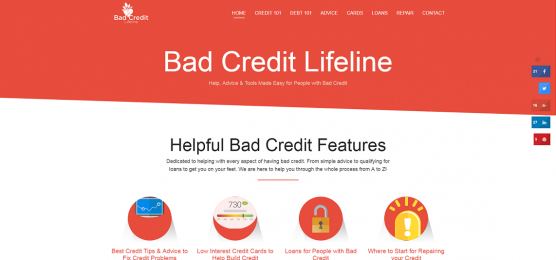 Bad Credit Lifeline Project