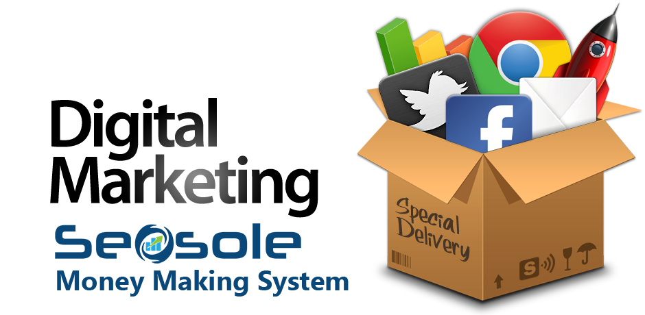 digital marketing system